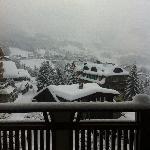 Rm 33 balcony view