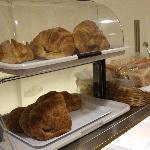 Hostal Abrevadero - breakfast room