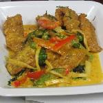 Red Curry Talapia