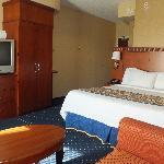 view of Room #1