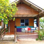 300 baht/night bungalow