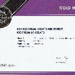 2011 Gold Award Winner