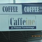 Caffiene at Fitness Furnishings