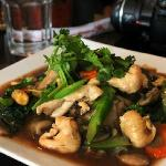 horfun (flat rice noodle)