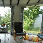 Bungalow der Dantica Lodge