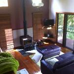 Lounge from upstairs