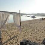bo phut beach in front of hotel