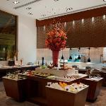 great buffet spread