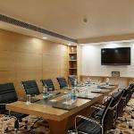 board room where we met
