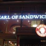 Billede af Earl of Sandwich