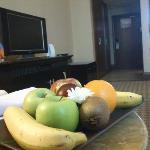 Gratis frisches Obst