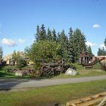 una parte del parco