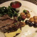Tough Black Angus Beef w/ Baby Potatoes