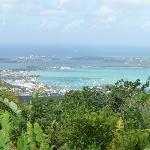 View from Villa Rainbow