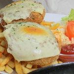 Gemüsehamburger