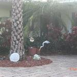 The courtyard 2