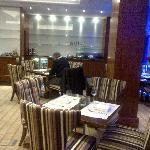 Exec. lounge