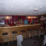 Le bar avec Jeremy a son poste!