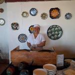 tortillas fait sur place