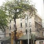 Hotel von der Straßenseite
