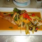 Thai Style Snapper
