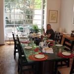 sala per breakfast