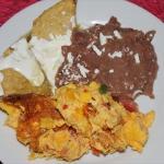 colazione mexicana