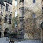 Sarlat goose courtyard