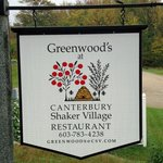 Greenwood's at Canterbury Shaker Village