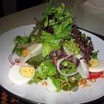 Luang Prabang Salad, Created by BLG