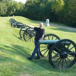 Lots of cannons