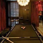 Scarlett Wine Bar & Restaurant - pool room