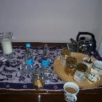 Tea Table in the Room