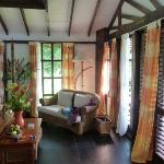 Lovely interior of my cottage
