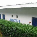 Motel style hotel