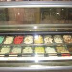 Real Italian gelato!
