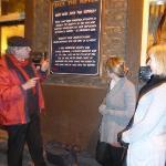 Nick & The White Hart pub on Jack the Ripper tour