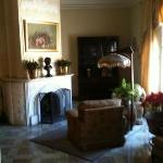Stately Sitting Room