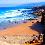 La spiaggia del Guincho