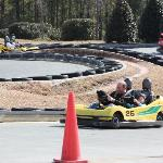 The Go Cart with Dad!