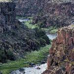 The Taos Box section of the Rio Grande Gorge