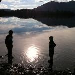 Killarney lake lower