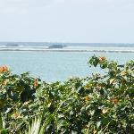 view to estuary of sian ka'an