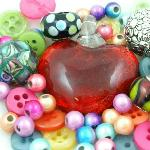 Lots of beads to choose from