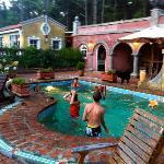 Fun in the pool at VT