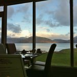 View from the Restaurant over Loch Linnhe