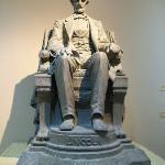 sculpture at Saint-Gaudens