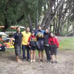 Kayak en Lago Gutierrez