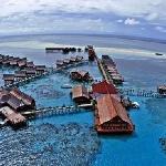 sipandan island