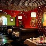 restauran inside view